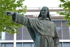 statue du P d'Alzon (31)